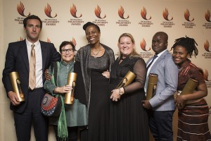 Leaders in Giving Honoured at Inyathelo's 10th Annual Philanthropy Awards
