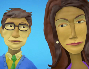 Bill and Melinda Gates discuss the breakthroughs in health, farming, banking, and education that will make that progress possible.