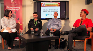 Inyathelo hosts debate: Election 2014, political parties and civil society