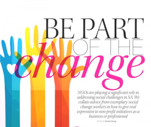 Advice from social change workers in the field: