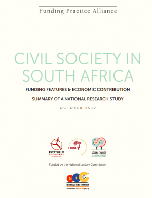 FPA Report: Civil Society in South Africa, 2017