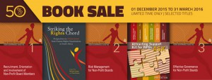 Book sale - 50% off selected Inyathelo Publications