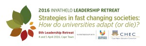 Meet the Speakers at the 2016 Inyathelo Leadership Retreat